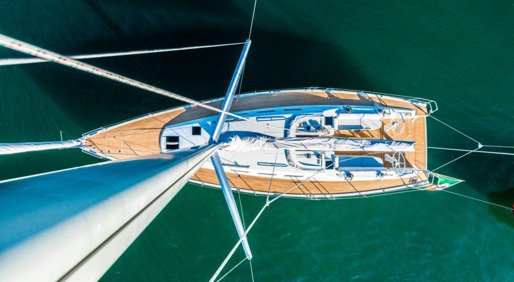 Italia Yachts 13,98.