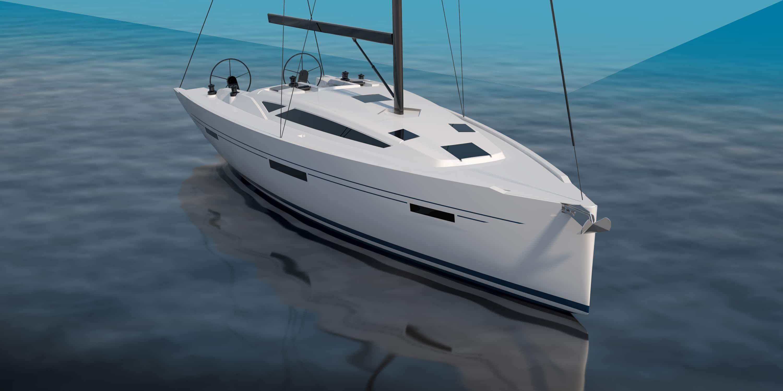 Cossutti Yacht Design Signs The New More 40 Cossutti Yacht Design