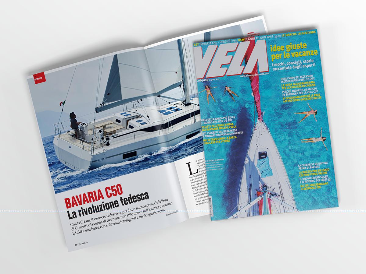 Bavaria C50 by Cossutti Yacht Design - Giornale della Vela