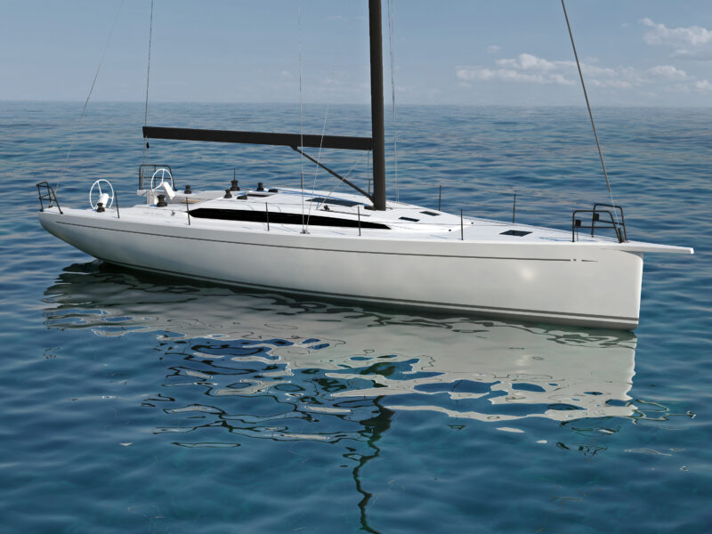 IY 11.48 by Cossutti Yacht Design