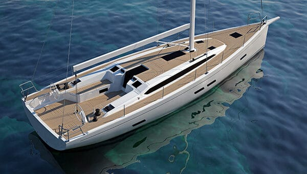 IY 11.48 by Cossutti Yacht Design