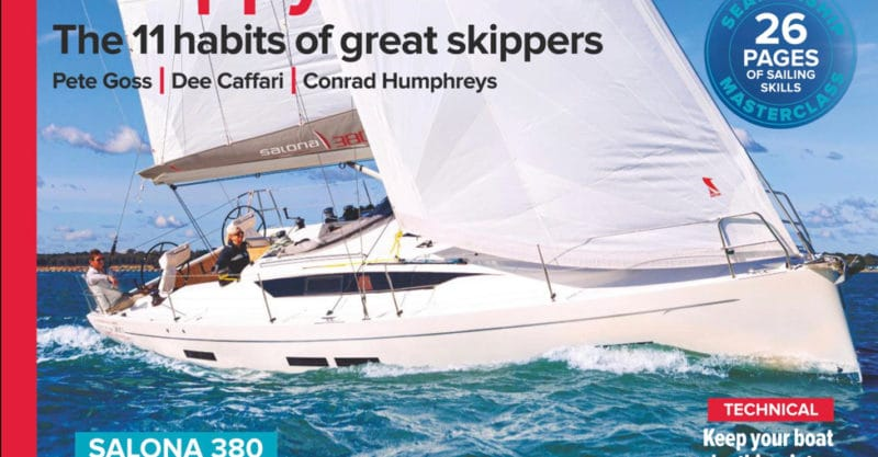 Salona 380 - Cossutti Yacht Design
