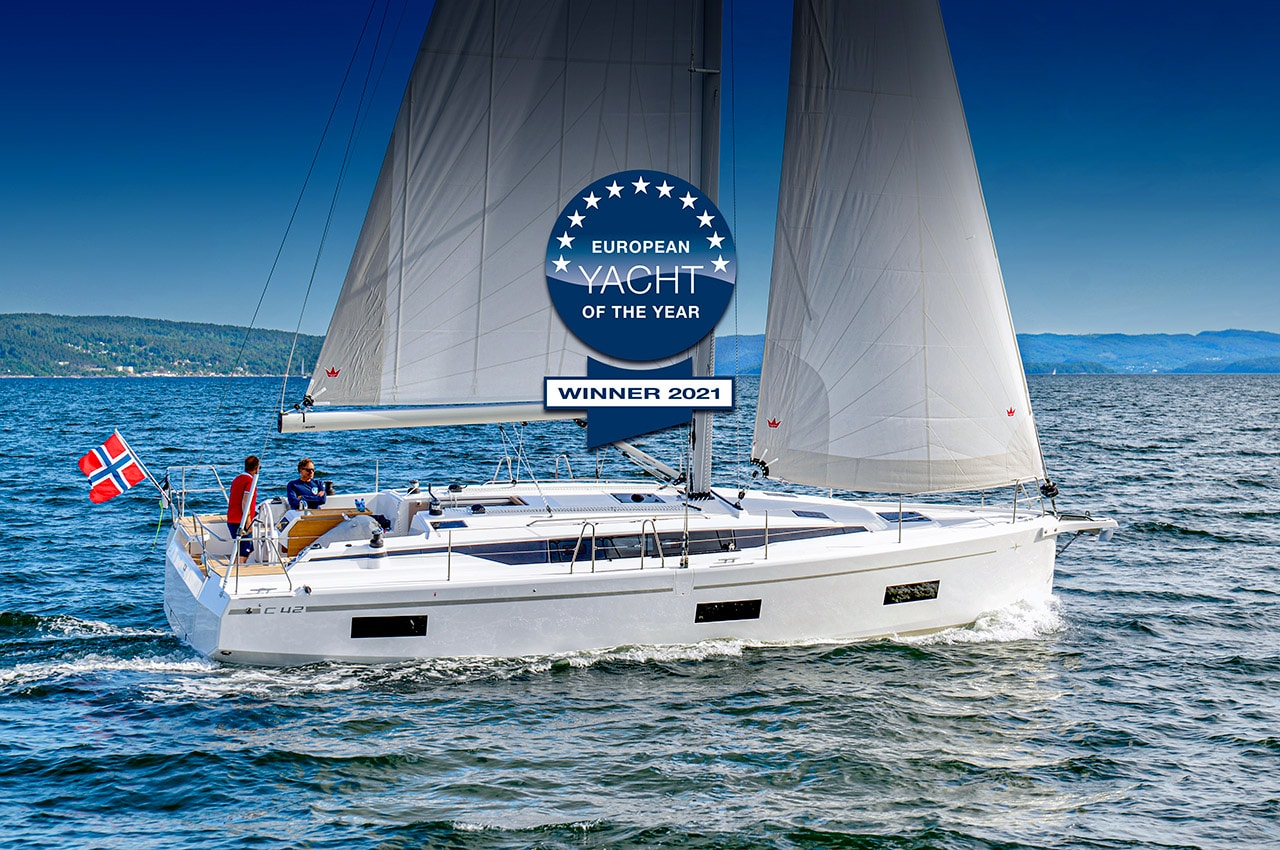 Bavaria C42 European Yacht of the Year 2021
