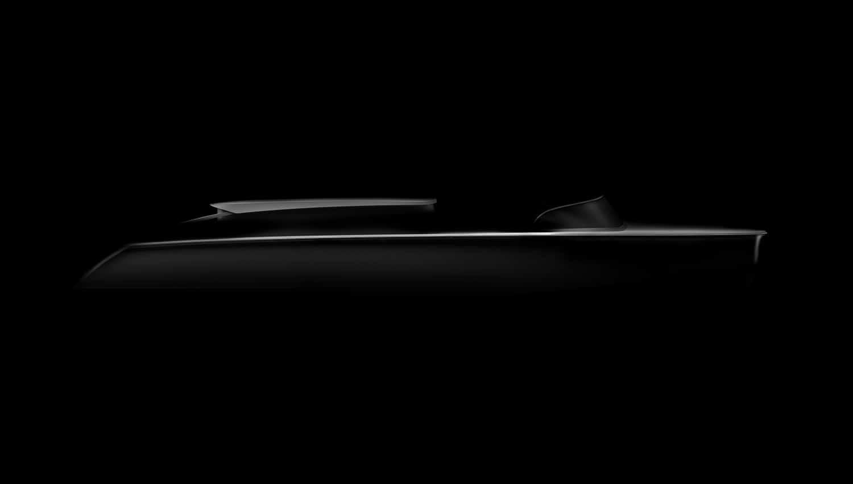 Un nuovo motoscafo per i Cantieri Venmar Venezia by Cossutti yacht Design