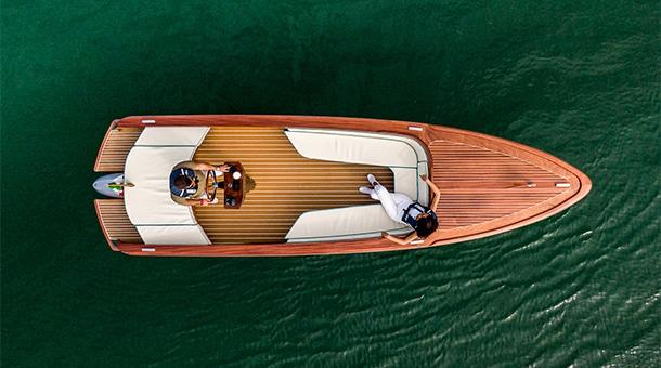 Venmar Respiro by Cossutti Yacht Design