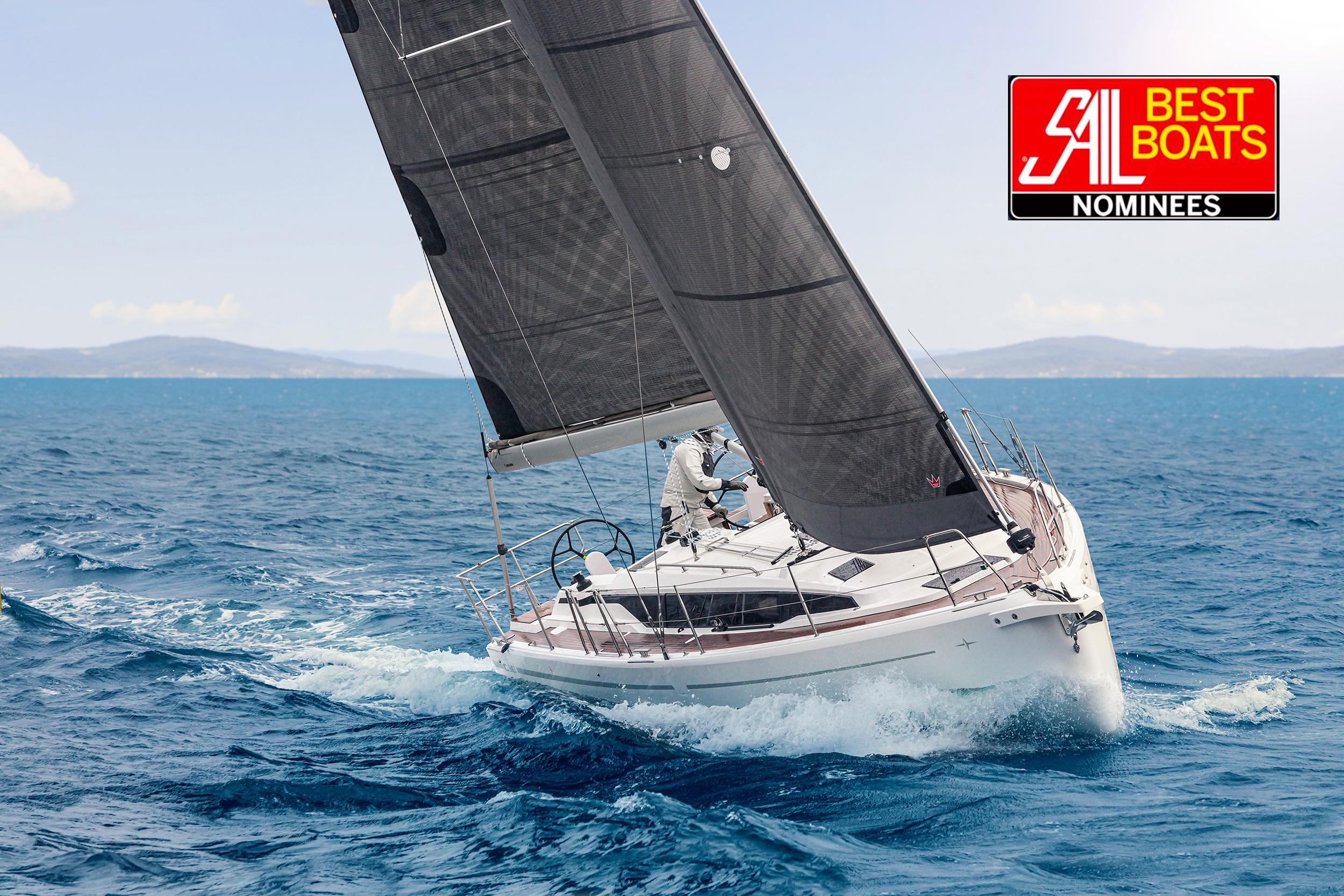 Bavaria C38 by Cossutti Yacht Design Sail's Best Boats Award nominee