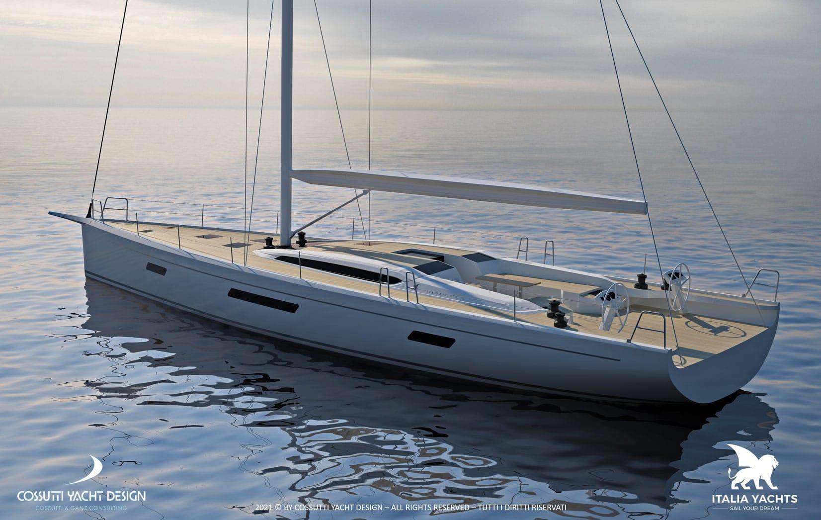 Presentato a Cannes il nuovo Italia Yachts 20.98