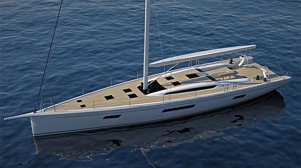 Italia Yachts 20.98 by Cossutti Yacht Design