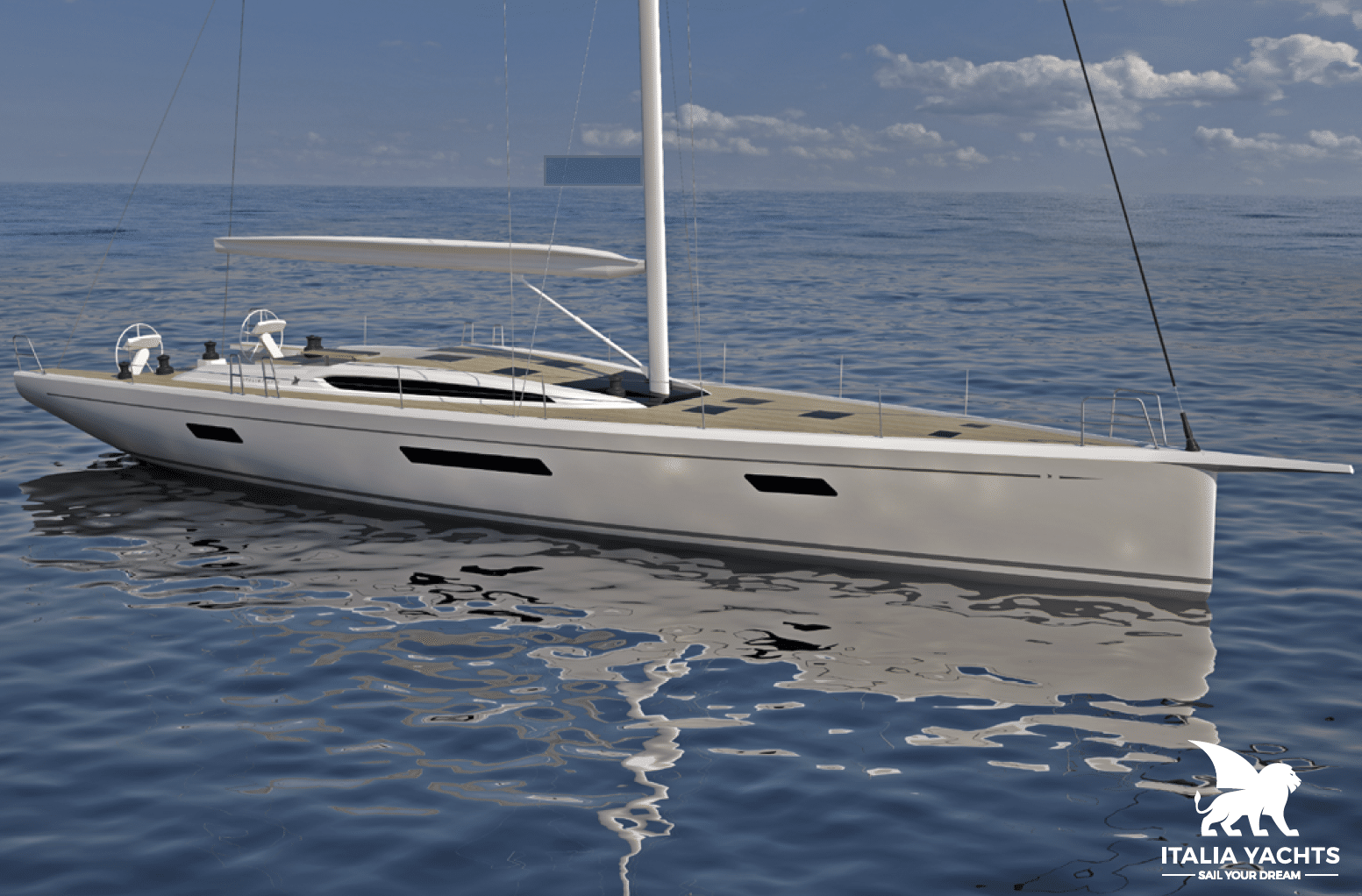 The new Italia Yachts 20.98 presented at Cannes