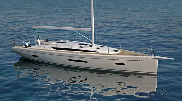Italia Yachts 12.98 - IY12.98 by Cossutti Yacht Design